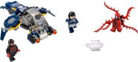 LEGO 76036 Carnage 的能量盾空中大袭击