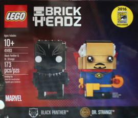 LEGO 41493 黑豹和奇异博士