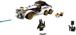 LEGO 70911 企鹅北极飞车
