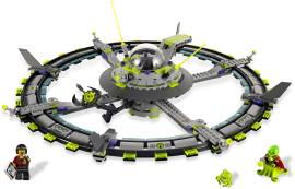 LEGO 7065 异型航母
