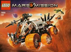 LEGO 7699 MT-101重装备钻探机