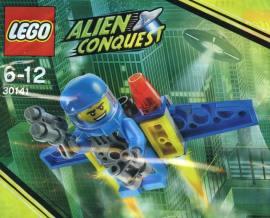 LEGO 30141 火箭喷射人