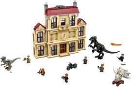 LEGO 75930 暴虐龙袭击洛克伍德庄园