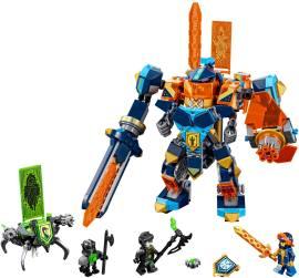 LEGO 72004 高科技魔法机甲战神