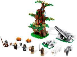 LEGO 79002 座狼的袭击