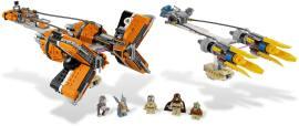 LEGO 7962 安纳金和赛保巴战斗机