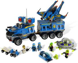 LEGO 7066 地球防卫总部