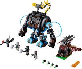 LEGO 70008 猿金刚的猛猿攻击机