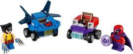 LEGO 76073 迷你战车:金刚狼对战万磁王