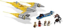 LEGO 7877 纳布战斗机