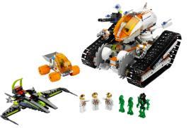 星球战机王玩具_10405:火星任务 | 零号小镇 - 乐高积木社区