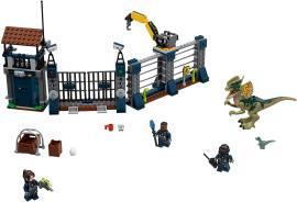 LEGO 75931 双脊龙哨站袭击