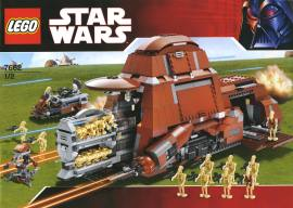 LEGO 7662 联合运输坦克MTT