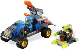 LEGO 7050 异形防御车
