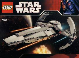 LEGO 7663 西斯侦察机