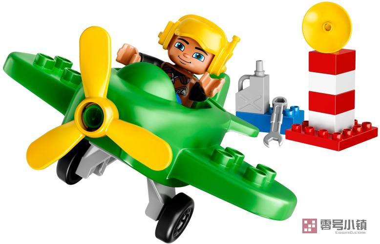 星球战机王玩具_10808:小飞机 | 零号小镇 - 乐高积木社区