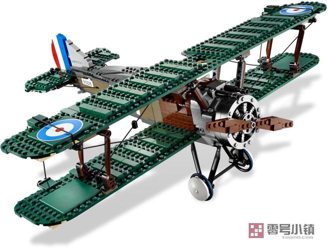 星球战机王玩具_10226:索普威斯驼式战机 | 零号小镇 - 乐高积木社区