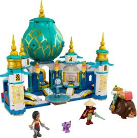 LEGO 43181 Raya and the Heart Palace