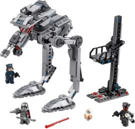 LEGO 75201 First Order AT-ST机甲