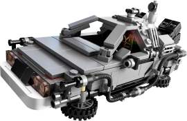 LEGO 21103 回到未来 - DeLorean DMC-12