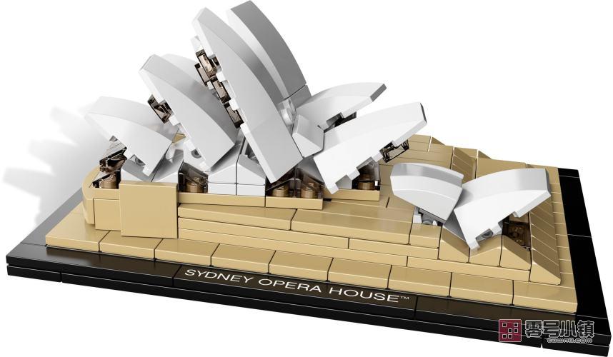 21012电影_21012:悉尼歌剧院 | 零号小镇 - 乐高积木社区