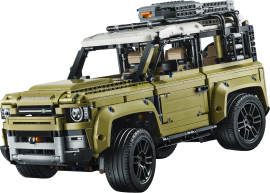 LEGO 42110 Land Rover Defender模型