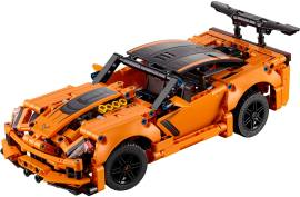LEGO 42093 Chevrolet Corvette ZR1 跑车