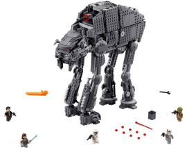 LEGO 75189 First Order 重型攻击步行机 (First Order Heavy Assault Walker)